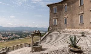 Sanctuary of Fortuna Primigenia      Source: Enrico Rovelli / Adobe Stock