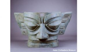 Sanxingdui Artefacts in China