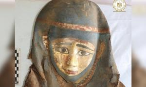 Major Discoveries of Coffins, Burial Shafts and Texts Made in Saqqara