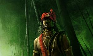 A mysterious Indian king. Bengal king Sashanka has long been a historical mystery as well. Source: venkatvasa/Deviant Art