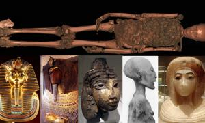 Scanning Mummies - What Has Modern Technology Revealed About the Family of Tutankhamun?