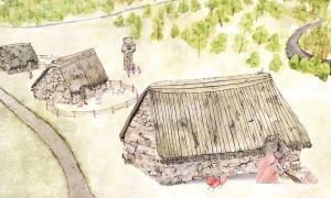 Iron Age Dagger and 700-Year-Old Village Found in Scotland Beneath Motorway!