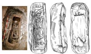 Warrior burial is found to be Scythian Amazon girl.   Source: Vladimir Semyonov, M.O. Mashezerskaya