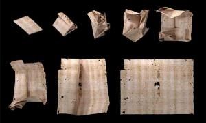 Sealed Letter Virtually Unfolded to Reveal Forgotten Renaissance Story