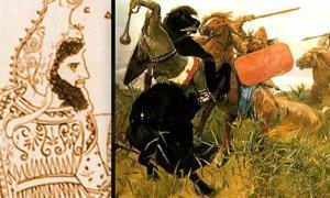 The Secret Strategic Plans of Darius the Great