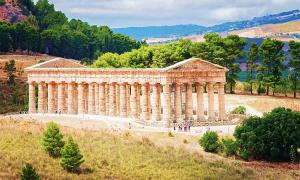 Signature of a Great Sicilian Unearthed at Segesta