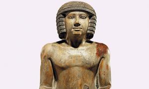 Statue of Sekhemka