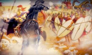 The Seleucid Empire was a Hellenistic state that fought in the Syrian Wars to retain their empire. Source: Kings and Generals / YouTube.