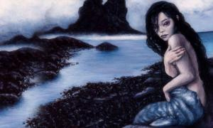 Selkies, gems of sea mythology by Gwillieth / DeviantArt