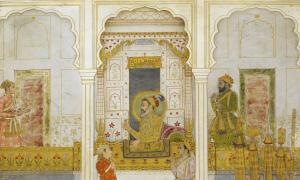 An image of Shah Jahan
