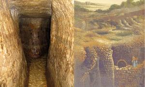 Parting the Waters of the City of Jerusalem in the Siloam Tunnel of King Hezekiah