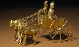 Scattered but Not Forgotten: The Amazing Ancient Persian Gold and Silver Oxus Treasure