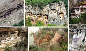 Ten Precariously Situated Cliffside Constructions from the Ancient World