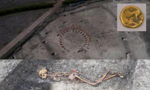 Skeletal evidence of an Iron Age murder victim