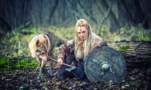 Grave of Slavic woman warrior buried with axe discovered in Denmark. Source: Danrentea / Adobe Stock.