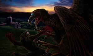 Dwayyo vs Snallygaster.