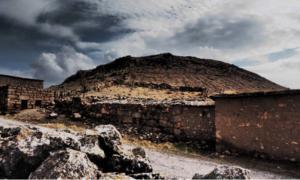 Sogmatar temple ruins