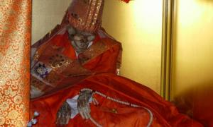 Sokushinbutsu - The ancient Japanese monks mummified to death
