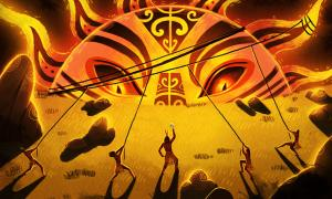 Legends of The Sun: From Solar Gods to Flying Chariots
