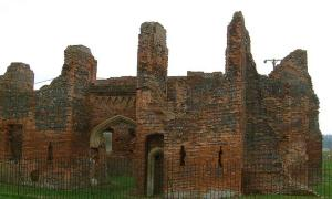 Someries Castle: Ruined Manor Of English Soldier Sir John Wenlock