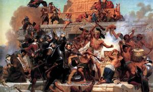 Will Pope Apologize to Mexico for Church Complicity during Spanish Conquest?