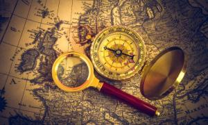 Lost treasures. Source: dbrus / Adobe Stock.