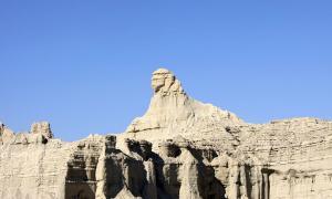 Sphinx of Balochistan