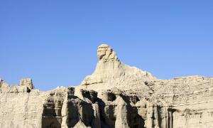Sphinx of Balochistan