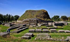 The Spiritual Center of Taxila: One-time Jerusalem and Alexandria of the Buddhist World