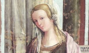 Saint, Witch or Both? The Strange Case of St Columba of Sens