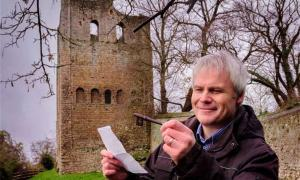 Lost Key to St. Leonard's Tower Mysteriously Returned After 47 Years