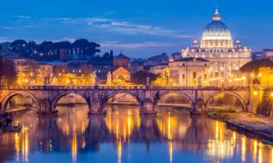 Saint Peter's Basilica, Vatican City, Rome. Source: gnoparus / Adobe Stock