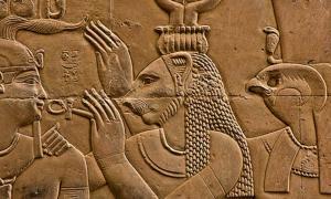 Sekhmet - Kom Ombo, Egypt