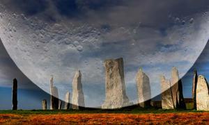 Are Stone Circles Ancient Pregnancy Calendars?
