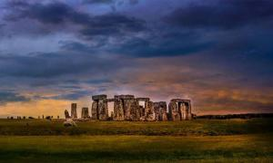 There is a new theory about how the huge stones got to Stonehenge. Source: Lisa /Adobe Stock