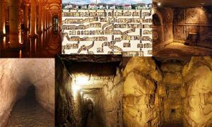Subterranean Structures from the Ancient World