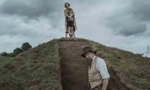 The first trailer for The Dig about the Sutton Hoo treasure hoard, filmed in Suffolk, has been released.