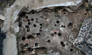 Archaeologists Uncover a Symbolic Code Hidden in the Crater-Filled Plaza of the Moon in Teotihuacan