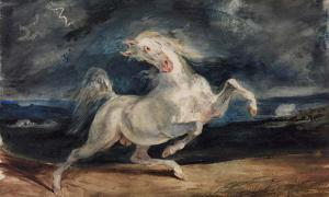Taraxippus, the Terrifying Horse Scarer: Apparition Appeared Across Racetracks in Ancient Greece