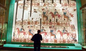Tattooed Owners of the World's Oldest Carpets Get Health Check After 2,200 Years