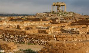 Ruins of the biblical Beersheba, Tel Be'er Sheva, Israel           Source: lic0001 / Adobe Stock