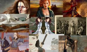Ten Powerful and Fearsome Women of the Ancient World