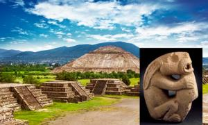 Ancient Inhabitants of the Great City of Teotihuacan in Mexico Farmed Rabbits