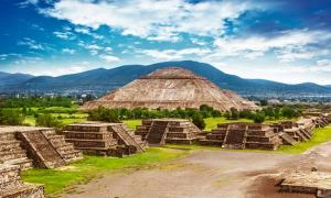 Teotihuacan - Mexico