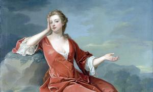 Sarah Churchill by Charles Jervas