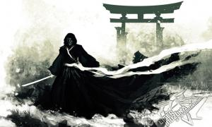 Picture of a Shinigami