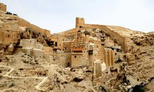 Living Remnants of Early Christianity: The Mar Saba Monastery