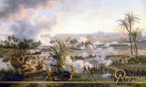 The Napoleonic Expedition to Egypt: The Path to Conquest and Glory