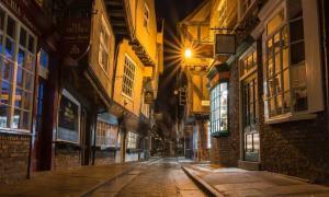 A photo of Shambles, York, UK