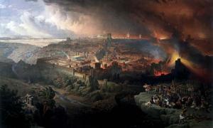 Siege and Destruction of Jerusalem by the Romans